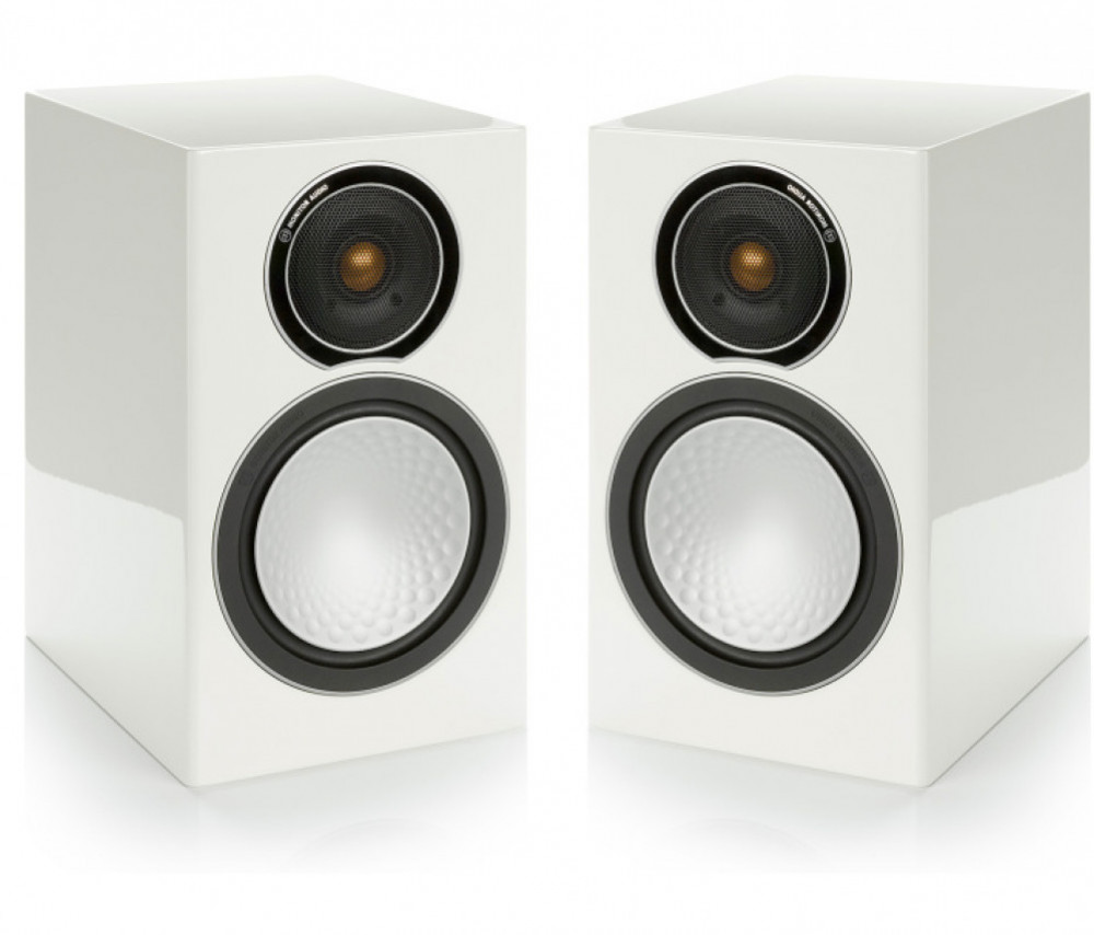 Monitor Audio Silver 1, Gloss White